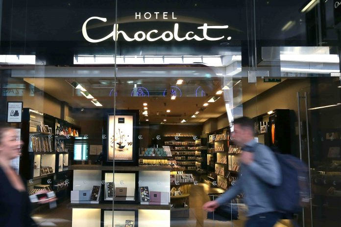 Hotel Chocolat to provide 50% discount for NHS workers