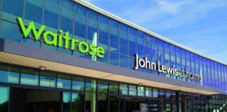 John Lewis Partnership Waitrose Sharon White