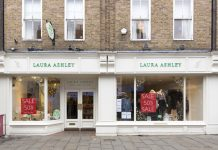 721 job cuts as Laura Ashley permanently shuts 70 stores