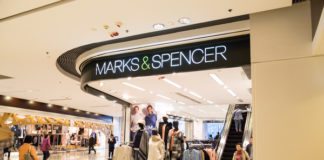 M&S marks & spencer clothing & home sales trading update covid-19