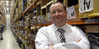 Mike Ashley apologises to staff for handling of Frasers Group's coronavirus response