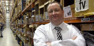 Frasers Group covid-19 profit warning Mike Ashley
