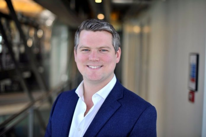 M&S Nathan Ansell marketing director clothing home Marks Spencer profile interview