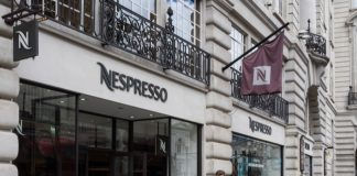 Nespresso shuts UK & Irish stores over coronavirus pandemic