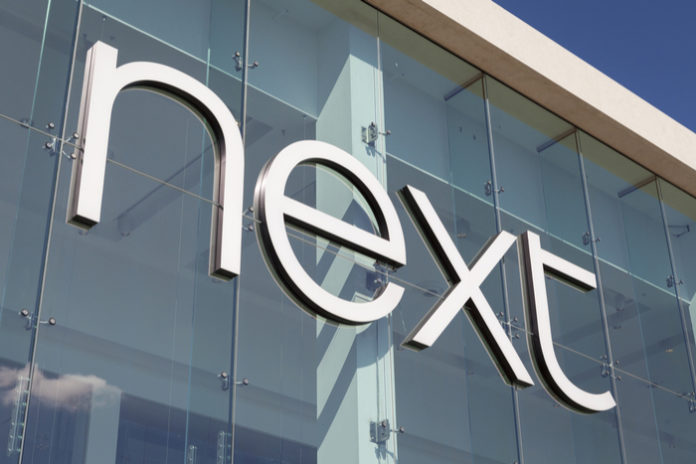 Next offers 20% pay boost for staff to carry out online orders in stores
