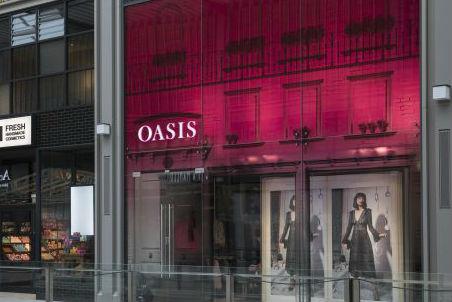 Oasis & Warehouse seeks new buyer amid coronavirus crisis