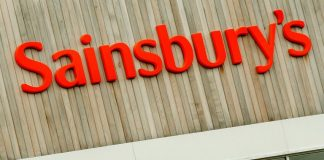 Sainsbury's covid-19 panic buying stockpiling mike coupe