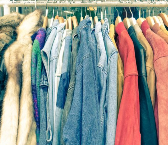 It's time fashion retailers made the most of second-hand clothing Benjamin Wall opinion comment Amazon