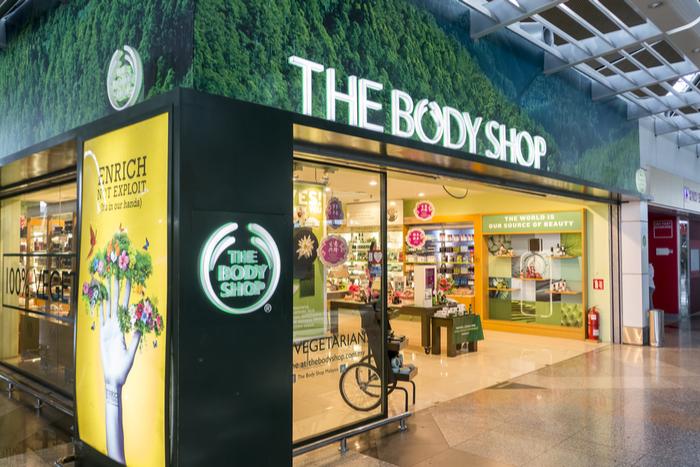 The Body Shop | Prague Stay