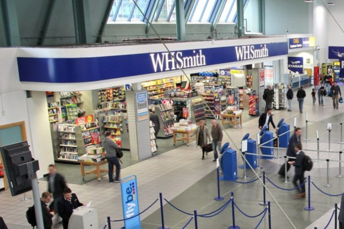 WHSmith warns on coronavirus denting sales by up to £130m