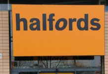 Halfords covid-19 stores pandemic UK Graham Stapleton