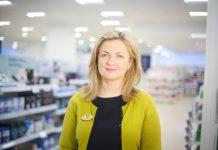 Boots Helen Normoyle marketing director beauty halls