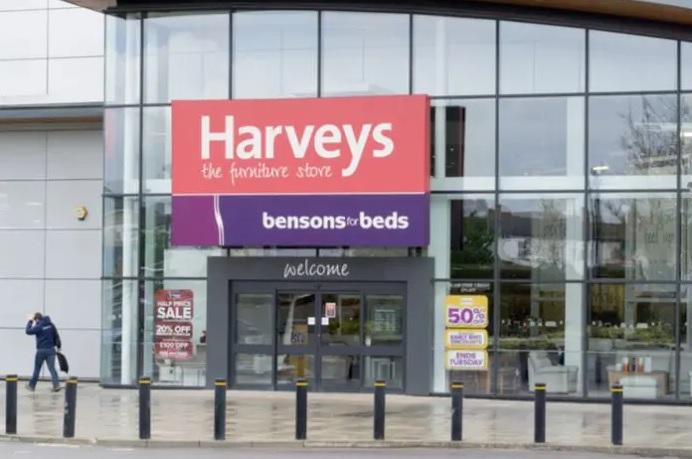 Harveys Bensons for Beds BDO sale Alteri Investors