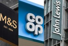 John Lewis, M&S Co-op donate to charities to assist during coronavirus crisis