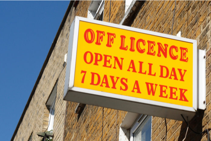 Off-licences added to