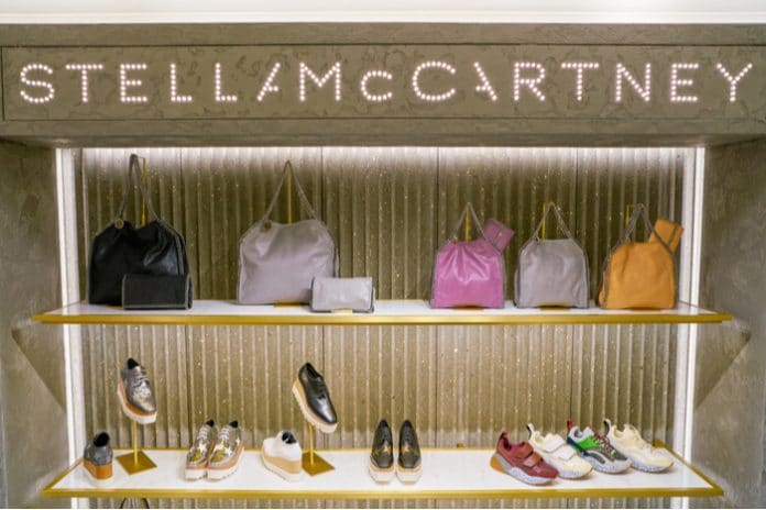 Stella McCartney profits trading update