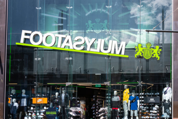 Footasylum rent holiday coronavirus covid-19