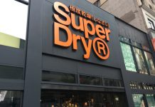Superdry covid-19 store closures trading update