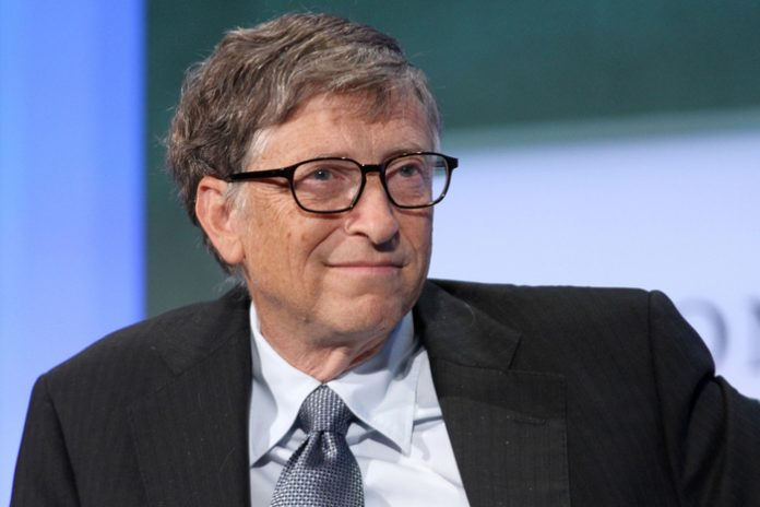 Microsoft Bill Gates Boardroom Satya Nadella