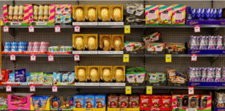 "Convenience stores ""wrongly"" told to stop selling Easter eggs"