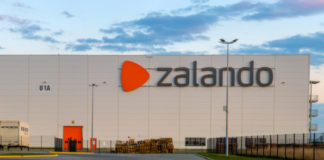 Zalando covid-19 warehouse