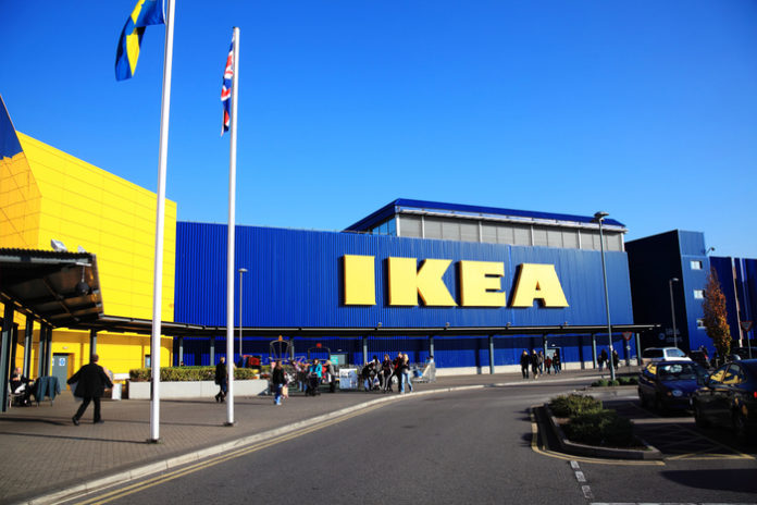 Ikea opens coronavirus test centre for NHS workers