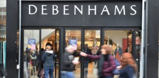 Debenhams prepares for another administration coronavirus covid-19