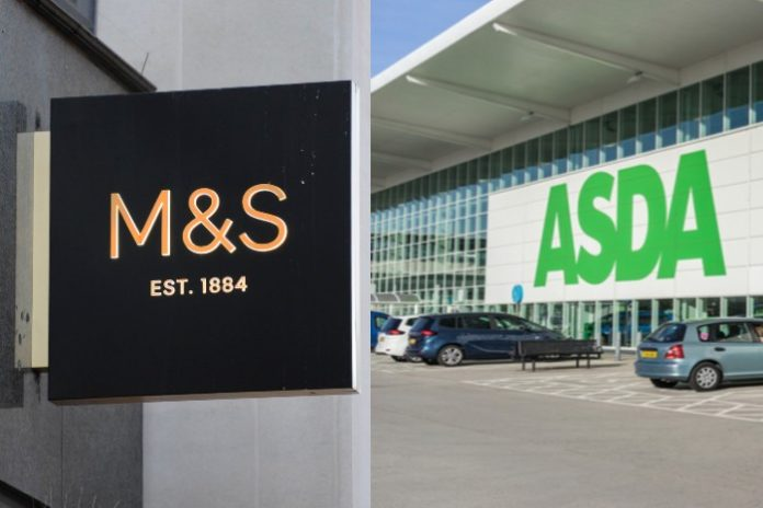 M&S and Asda launch contactless pre-paid cards for volunteers