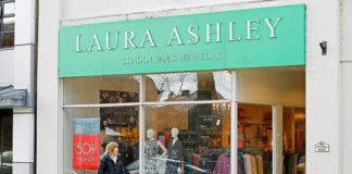 Laura Ashley rescued from administration by Gordon Brothers