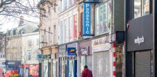Retail footfall dives 81% in 2nd week of lockdown