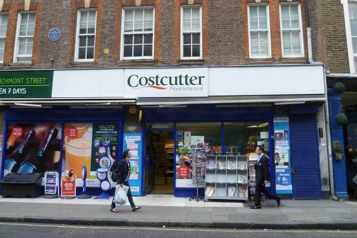 Costcutter NHS pop-ups covid-19 pandemic