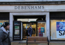Debenhams takes advantage of unwanted, discounted stock