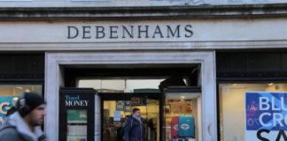 Debenhams takes advantage of unwanted, discounted stock