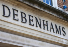 Debenhams officially files for administration