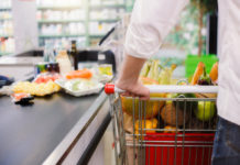 Pensioners double their online grocery spend; but overall grocery sales slows