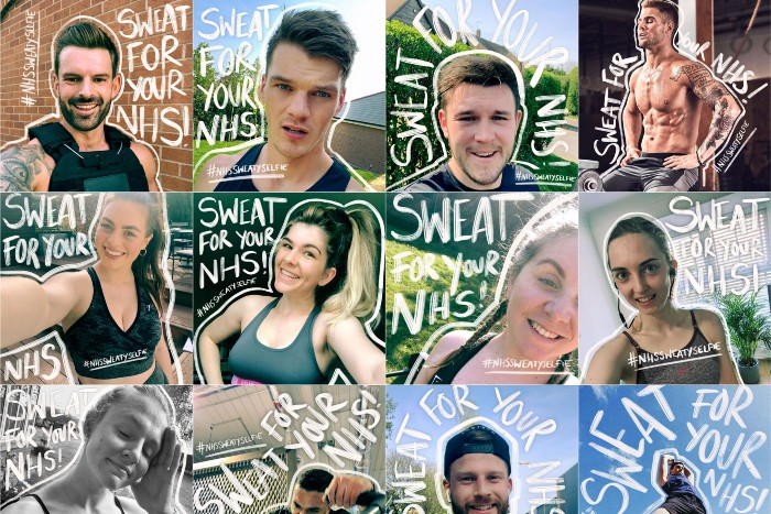 Gymshark pledges £175,000 donation to NHS charities