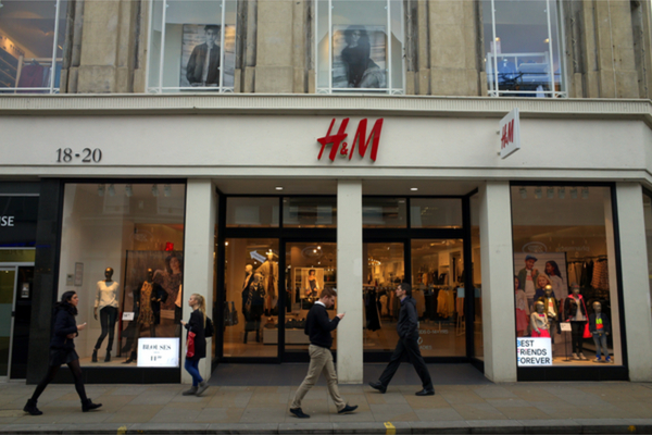 H&M to pay suppliers for incoming orders, but new orders paused