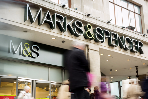 Marks & Spencer is launching new designs of its