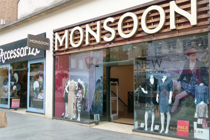 Monsoon Accessorize warns suppliers on order cancellations