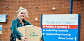 Morrisons gives NHS staff 10% discount for a year