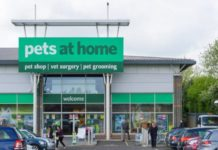 Pets at Home Peter Pritch covid-19ard
