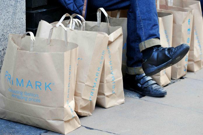 Primark's monthly sales nosedive from £650m to zero