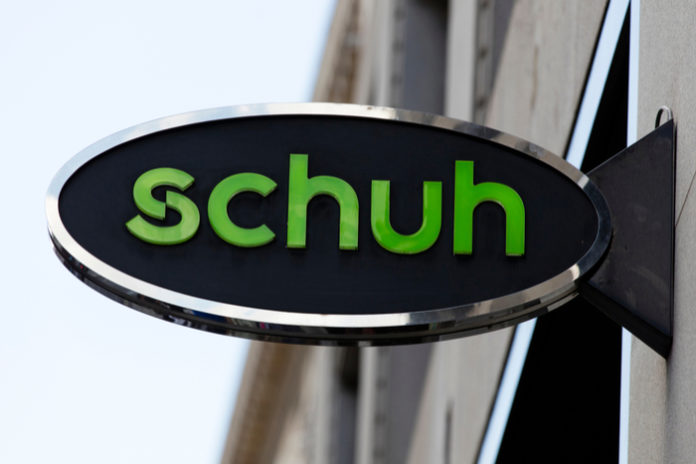 Schuh donates £3m to coronavirus relief efforts