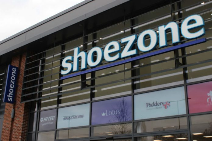 Shoe Zone reports £2.5m loss for half year to April