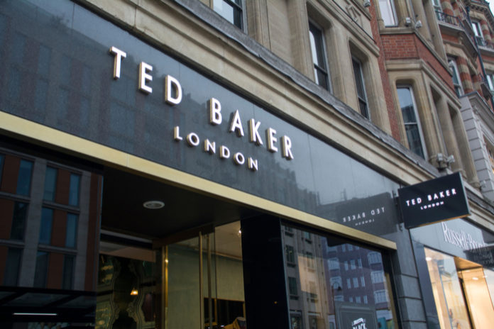 John Barton appointed as Ted Baker chairman