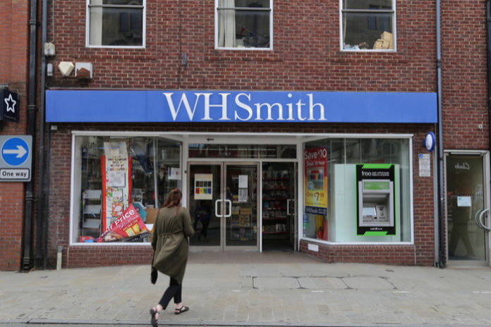 WHSmith manages to raise £166m to beat coronavirus crisis