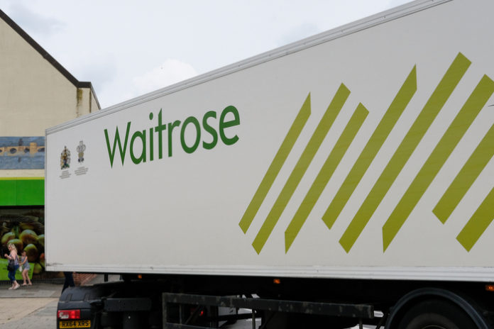 Waitrose u-turns on