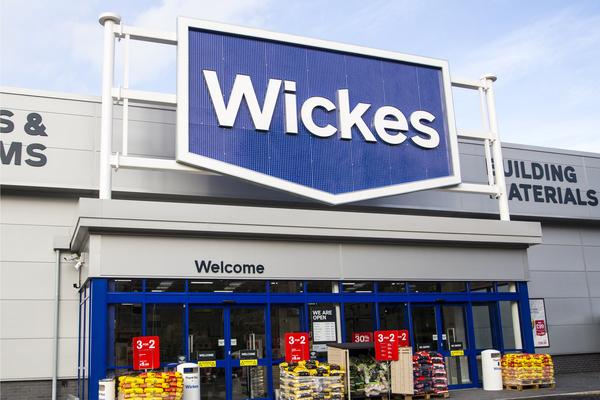 Wickes owner Travis Perkins hit by 2/3 fall in sales in April