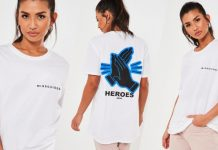 Missguided launches limited-edition NHS 'Heroes' t- shirts with 100% of profits going to support NHS charities amid Covid-19