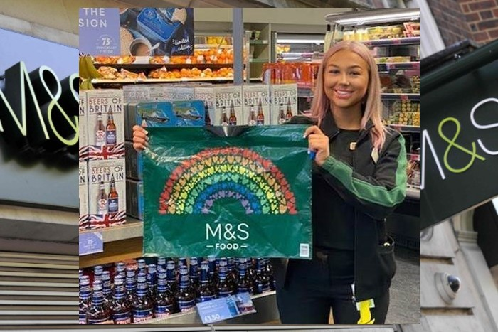 M&S unveils new bags for life to boost donations for the NHS